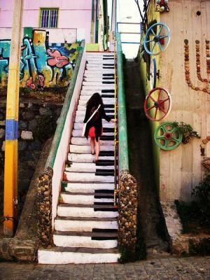 Piyano Merdiven