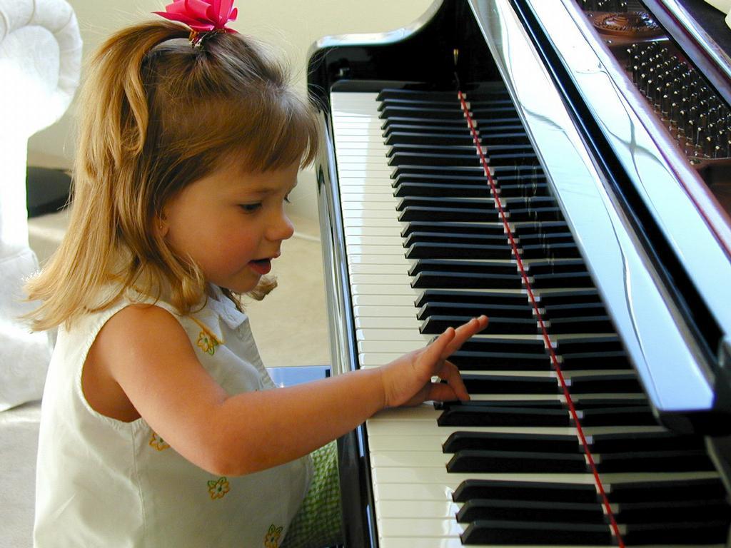 çocuk piyano
