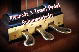 Piyano Pedalları
