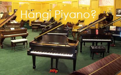 piyano satın al