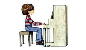 Piyanoda Nasıl Oturulur?